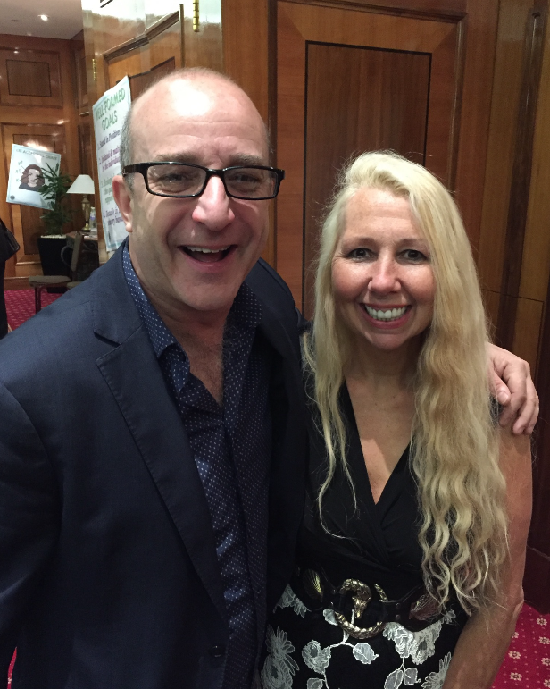Me and Paul McKenna